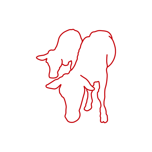 Calf icon licensed by Jennifer Van Os from Dobs for the Noun Project
